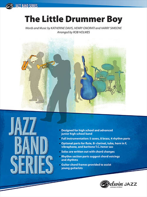 The Little Drummer Boy: Jazz Band Series