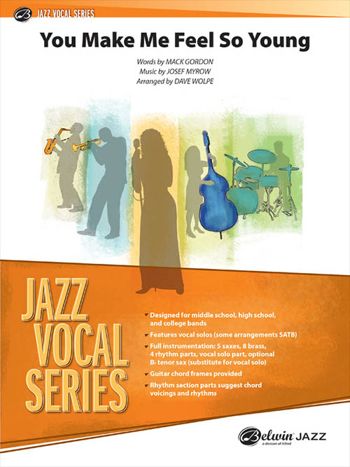 You Make Me Feel So Young: Jazz Vocal Series