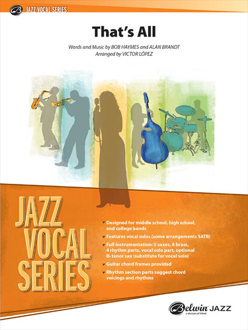 That's All: Jazz Vocal Series
