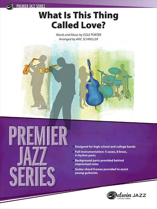 What Is This Thing Called Love?: Premier Jazz Series