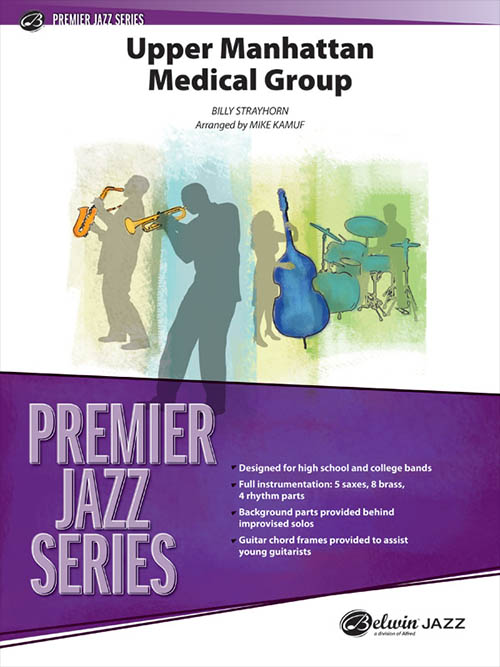 Upper Manhattan Medical Group: Premier Jazz Series