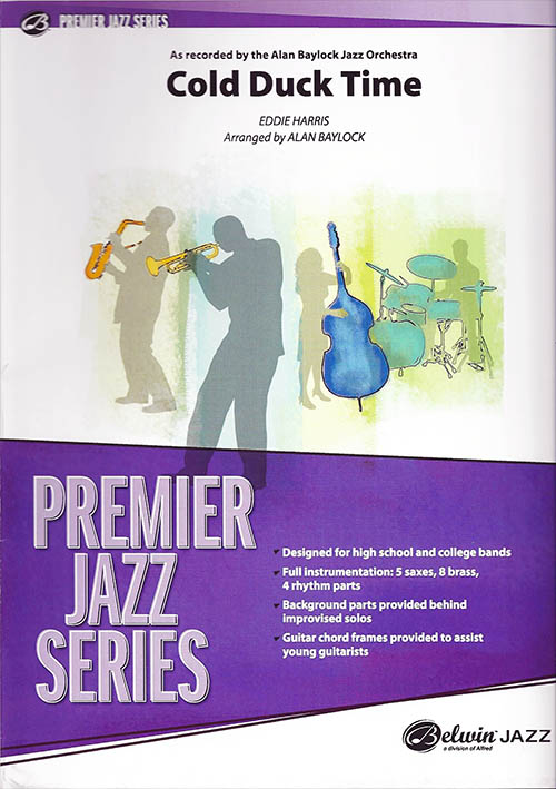 Cold Duck Time: Premier Jazz Series