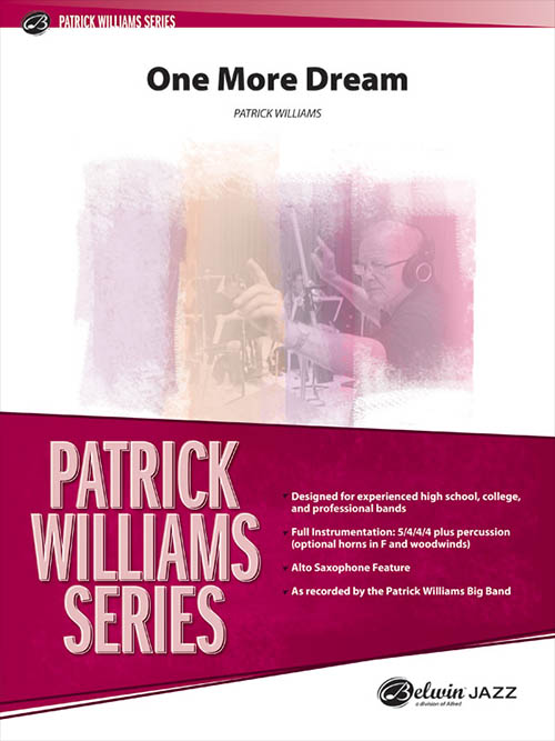 One More Dream: Patrick Williams Series