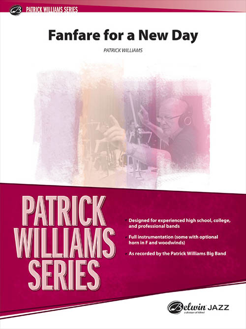 Fanfare for a New Day: Patrick Williams Series