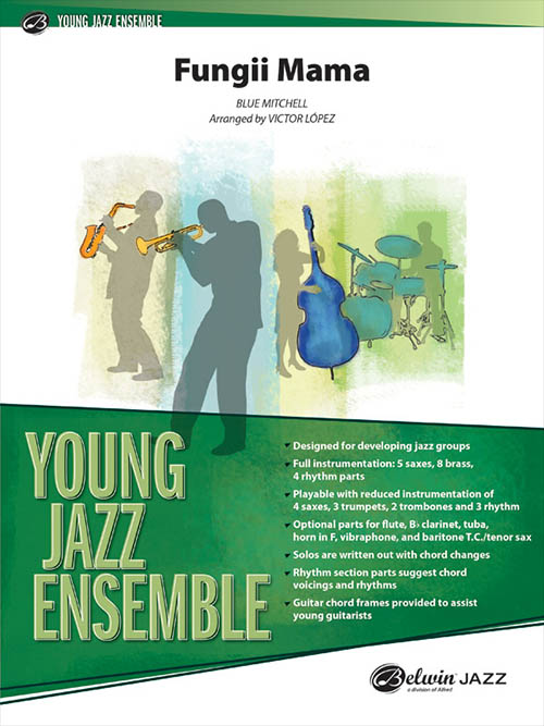 Fungii Mama: Young Jazz Ensemble