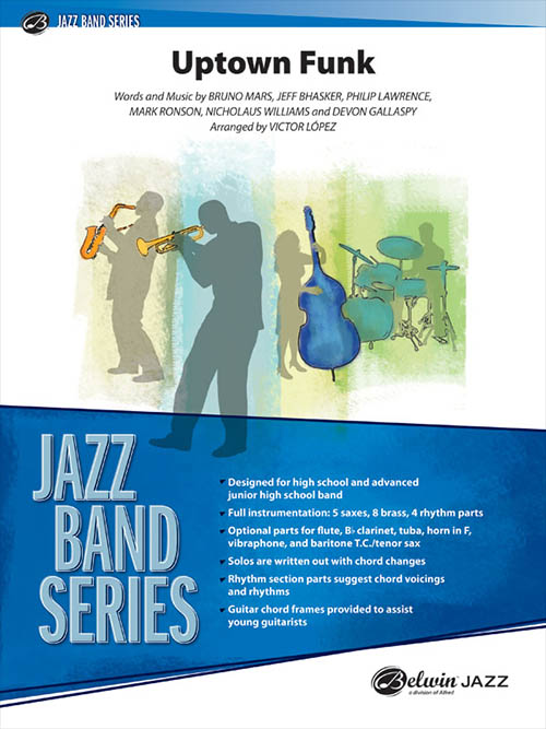 Uptown Funk: Jazz Band Series