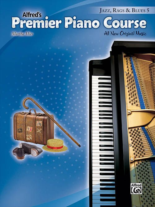 Premier Piano Course: Jazz, Rags & Blues 5