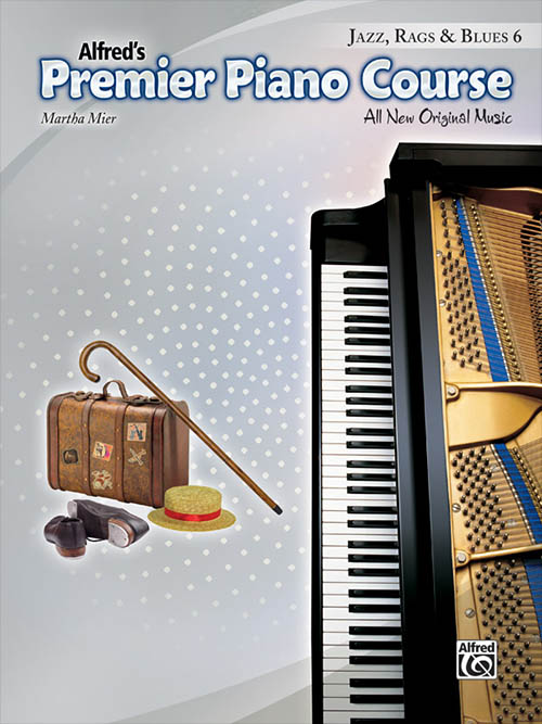 Premier Piano Course: Jazz, Rags & Blues 6