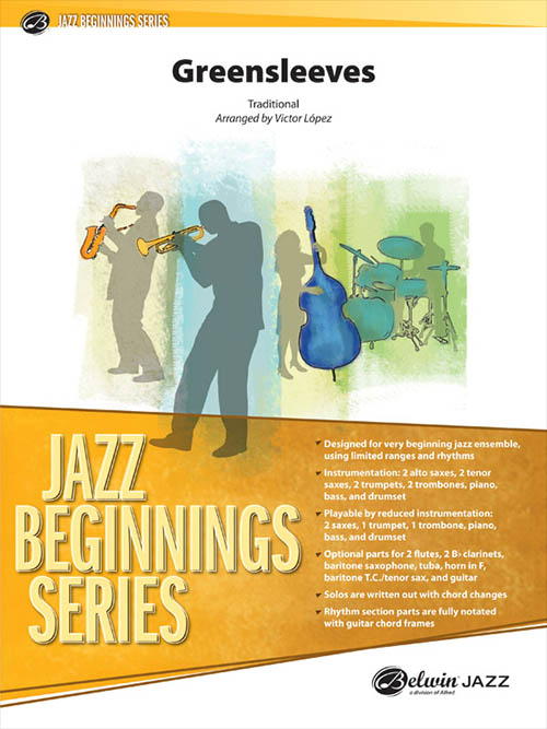 Greensleeves: Jazz Beginnings Series
