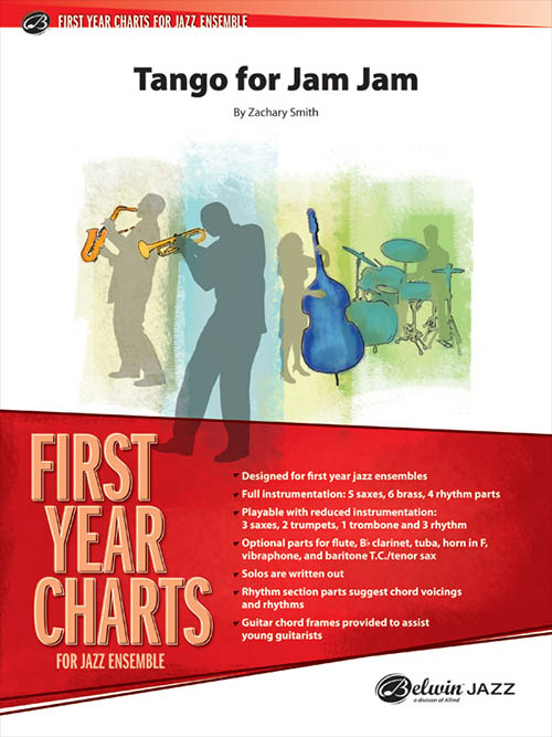 Tango for Jam Jam: First Year Charts