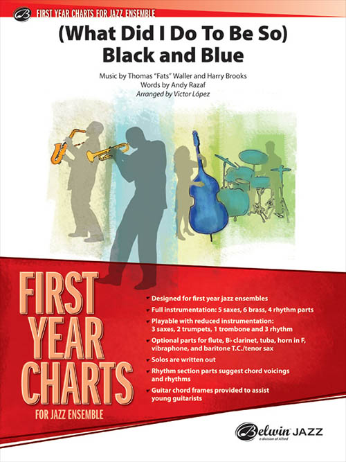 (What Did I Do To Be So) Black and Blue: First Year Charts
