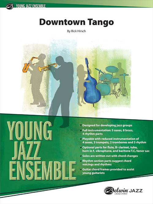 Downtown Tango: Young Jazz Ensemble