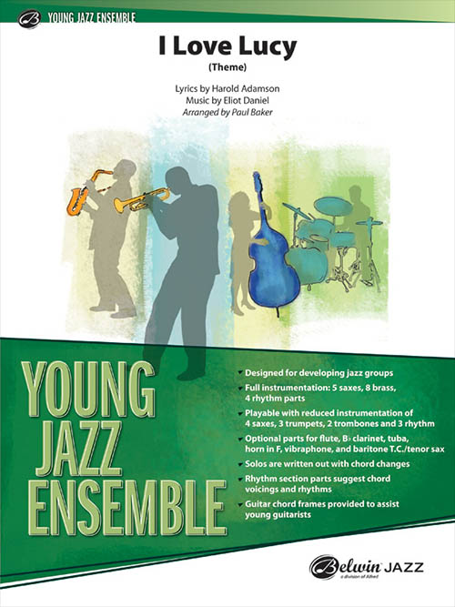 I Love Lucy (Theme): Young Jazz Ensemble