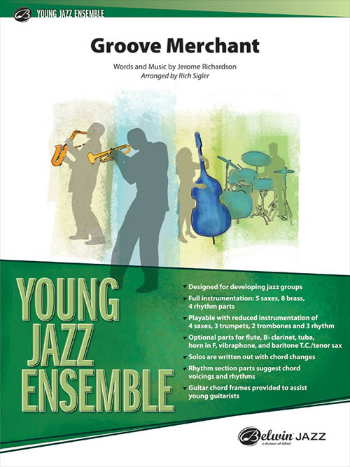 Groove Merchant: Young Jazz Ensemble