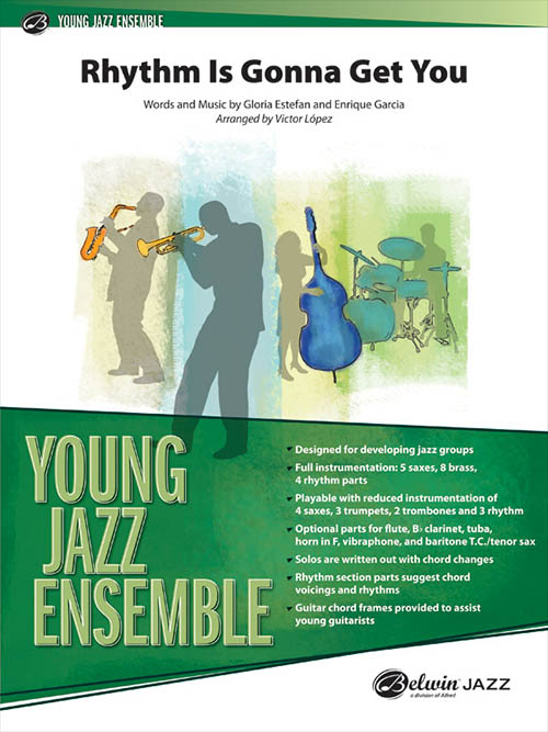 Rhythm Is Gonna Get You: Young Jazz Ensemble