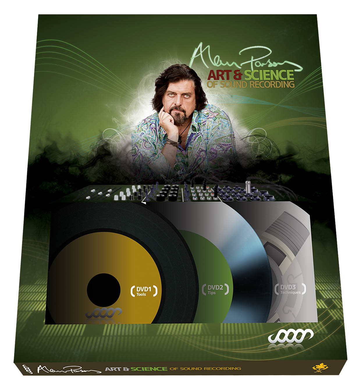 Alan Parsons' The Art & Science of Sound Recording