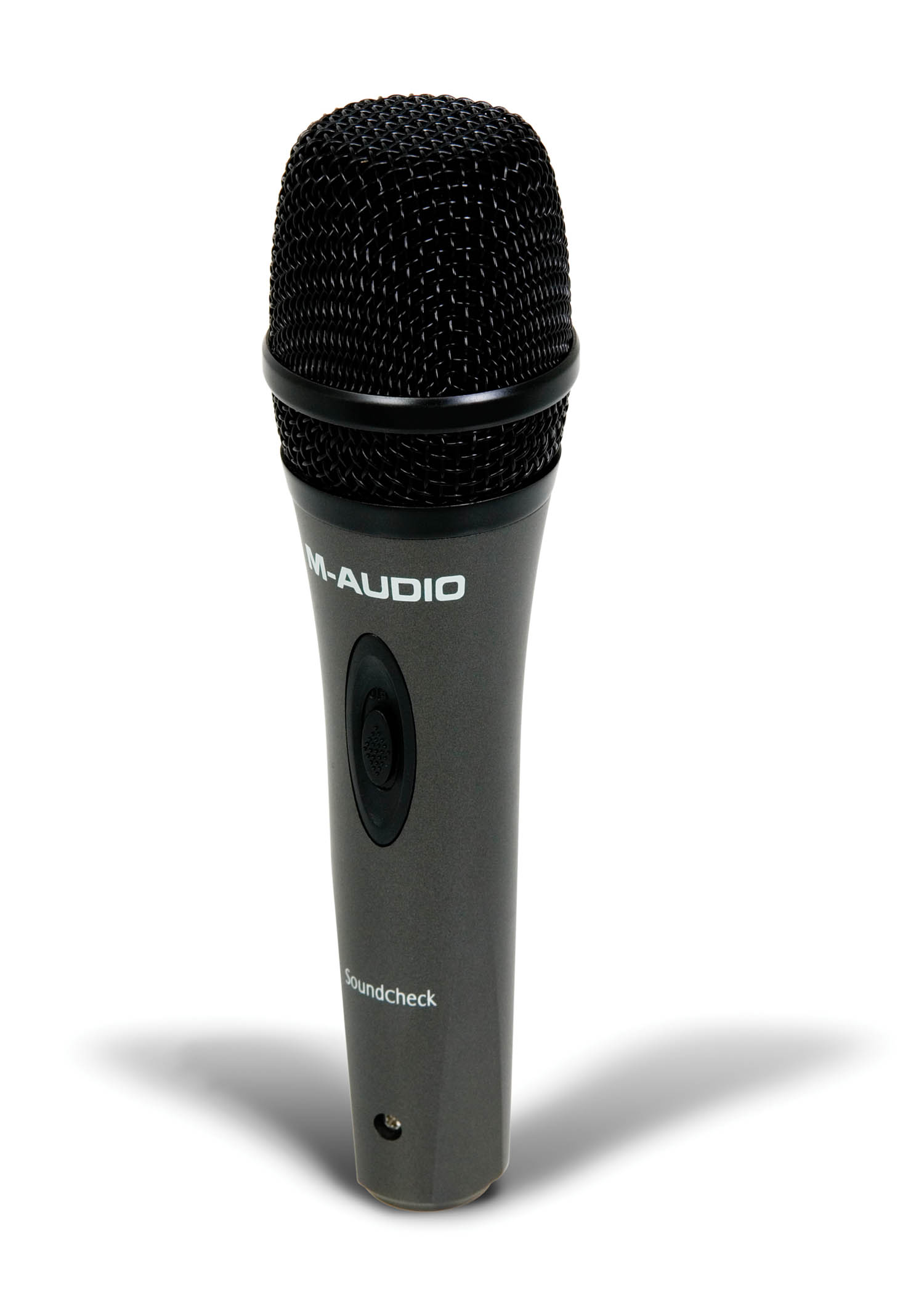 Sound Check: Dynamic Vocal Microphone