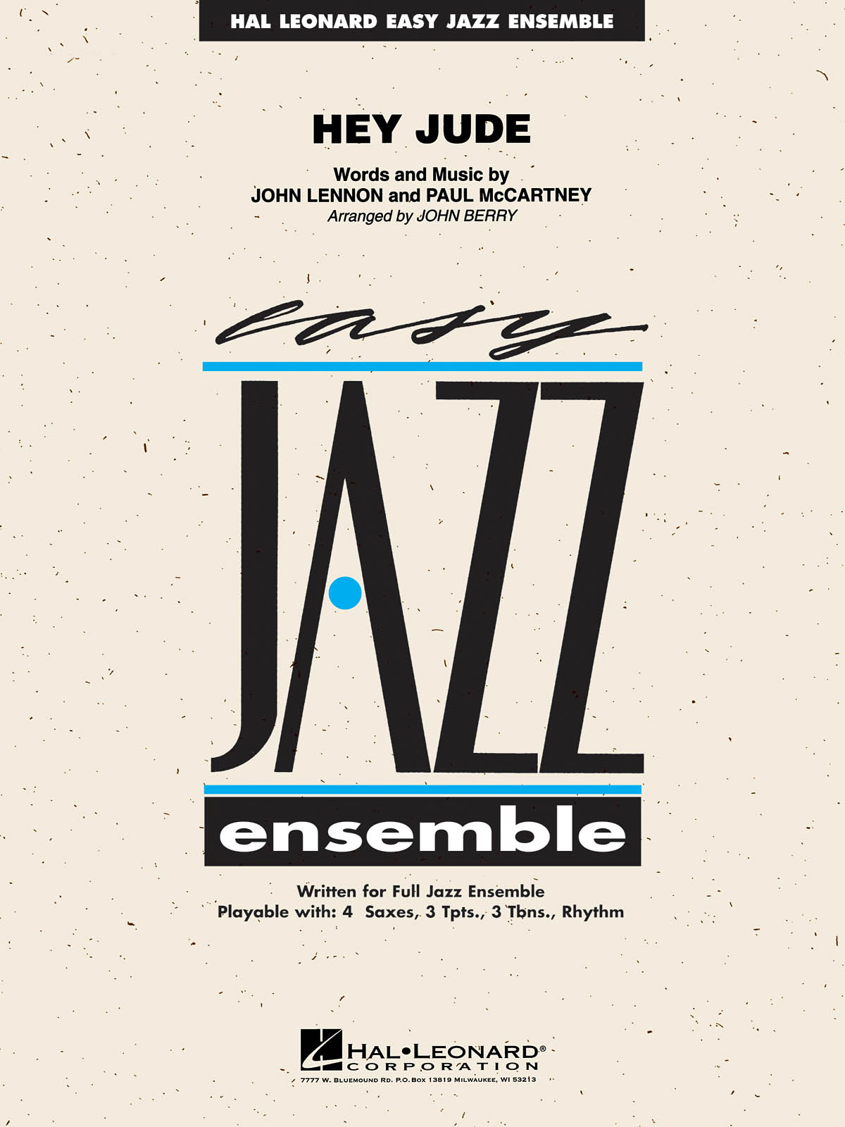 Hey Jude: Easy Jazz Ensemble