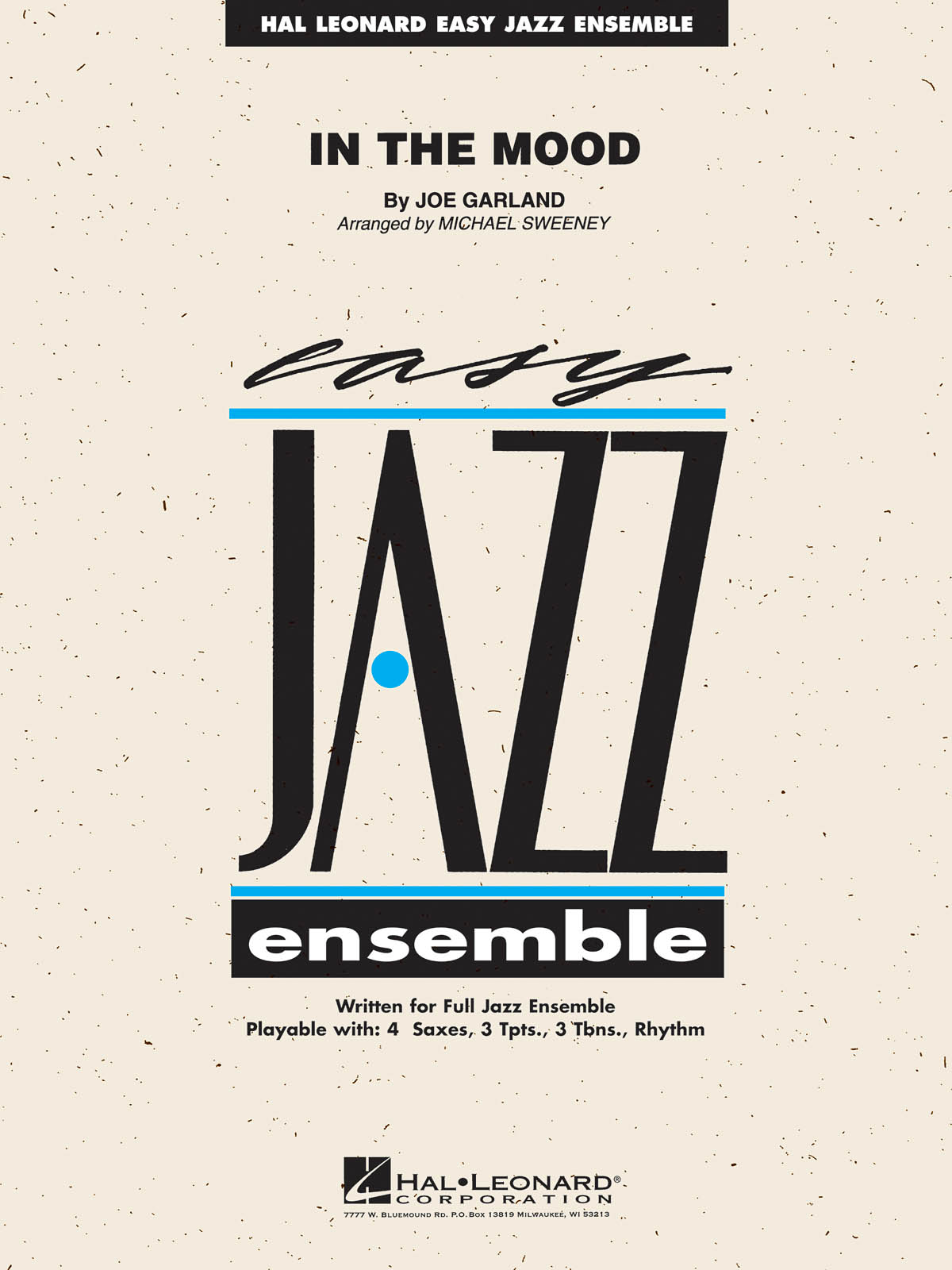 In the Mood: Easy Jazz Ensemble