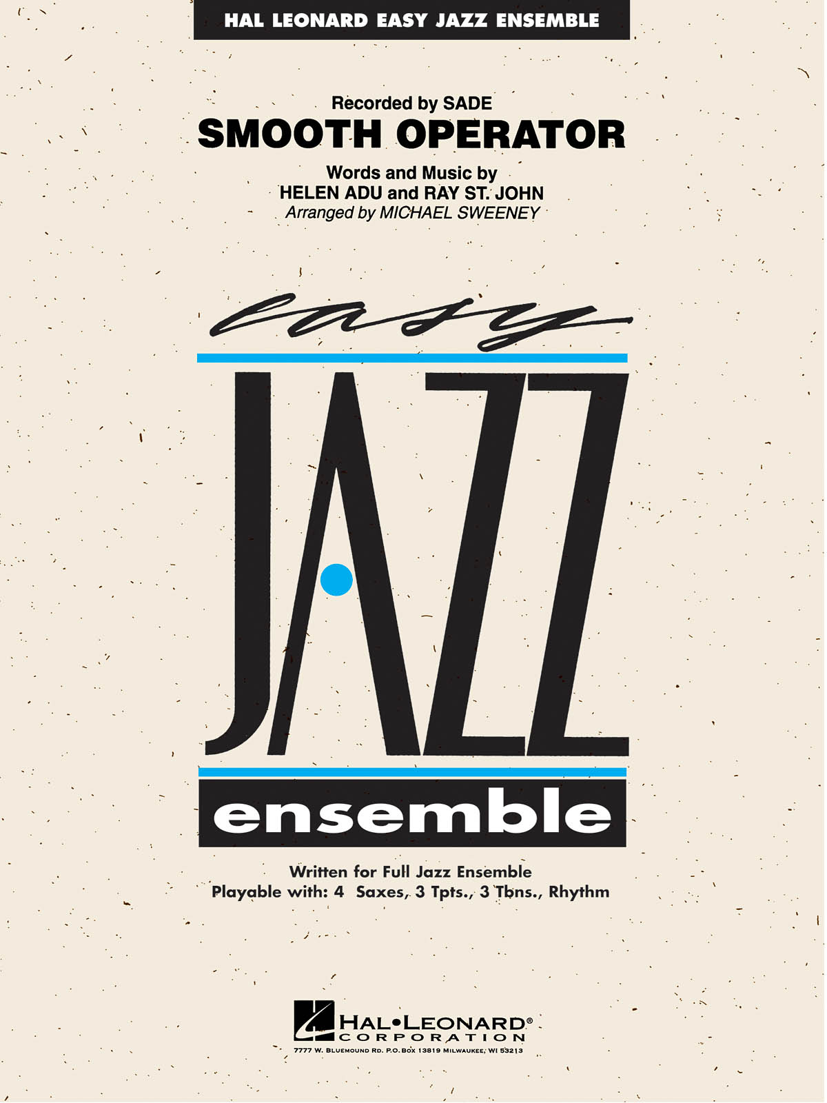 Smooth Operator: Easy Jazz Ensemble