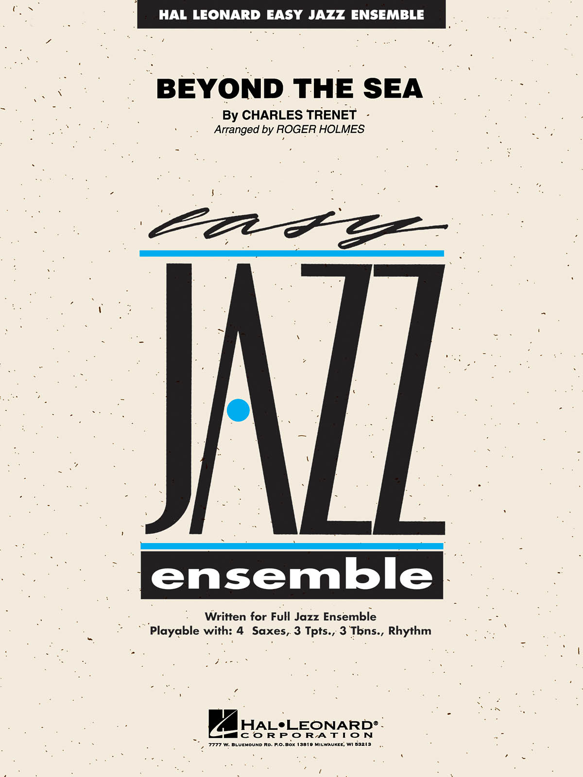Beyond The Sea: Easy Jazz Ensemble