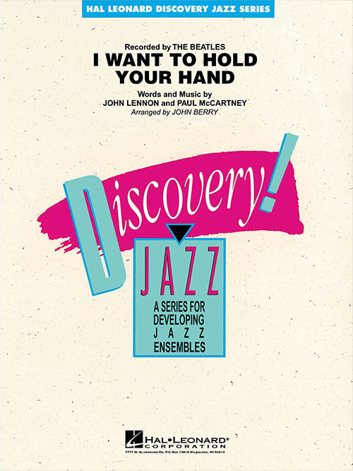 I Want to Hold Your Hand: Discovery Jazz