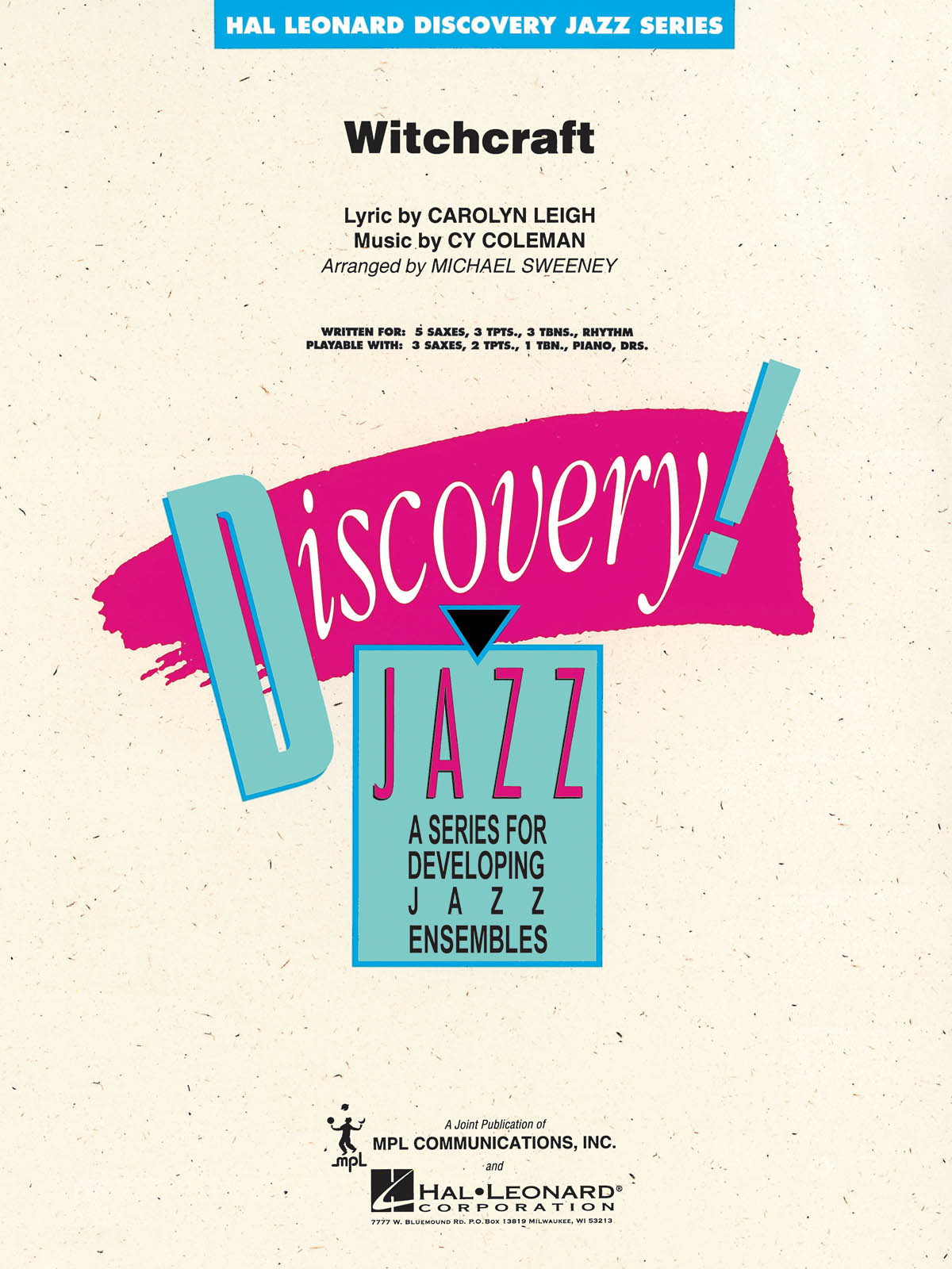 Witchcraft: Discovery Jazz