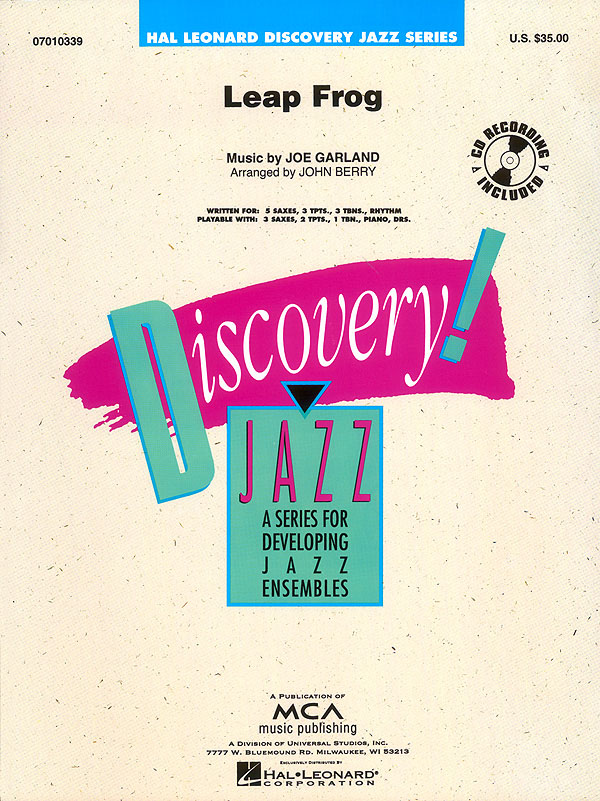 Leap Frog: Discovery Jazz