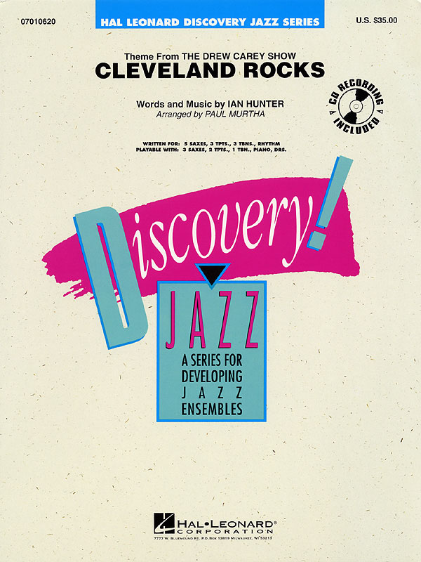 Cleveland Rocks: Discovery Jazz