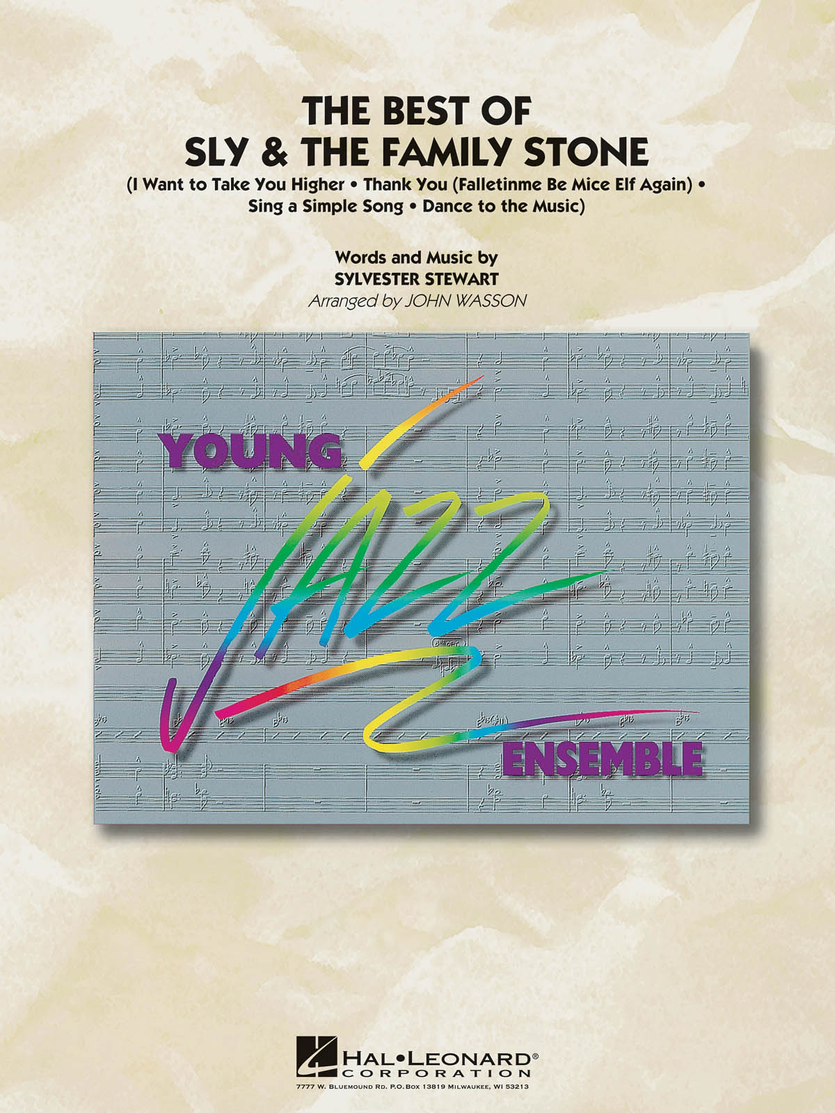 The Best of Sly & The Family Stone: Young Jazz Ensemble