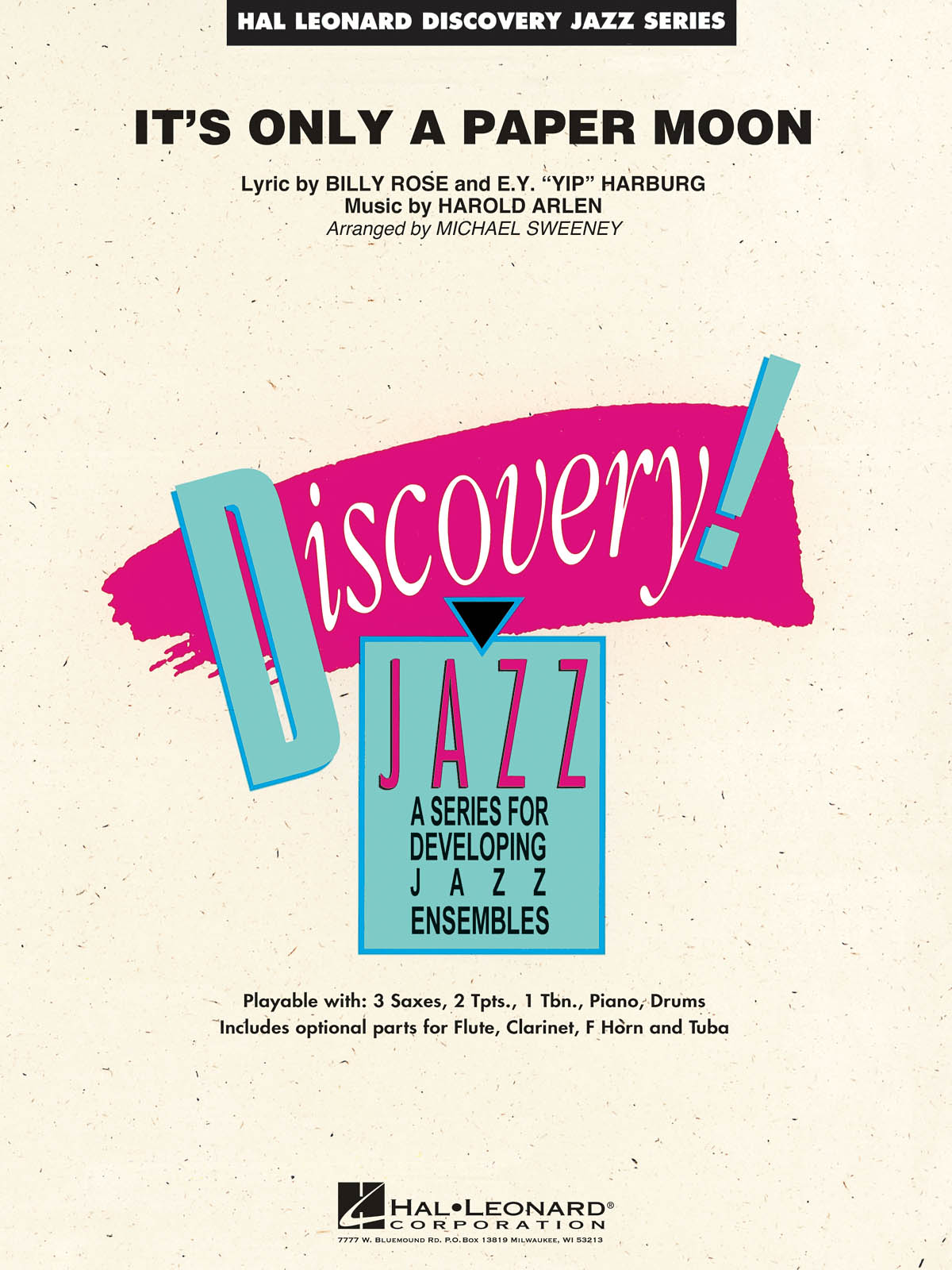 It's Only a Paper Moon: Discovery Jazz