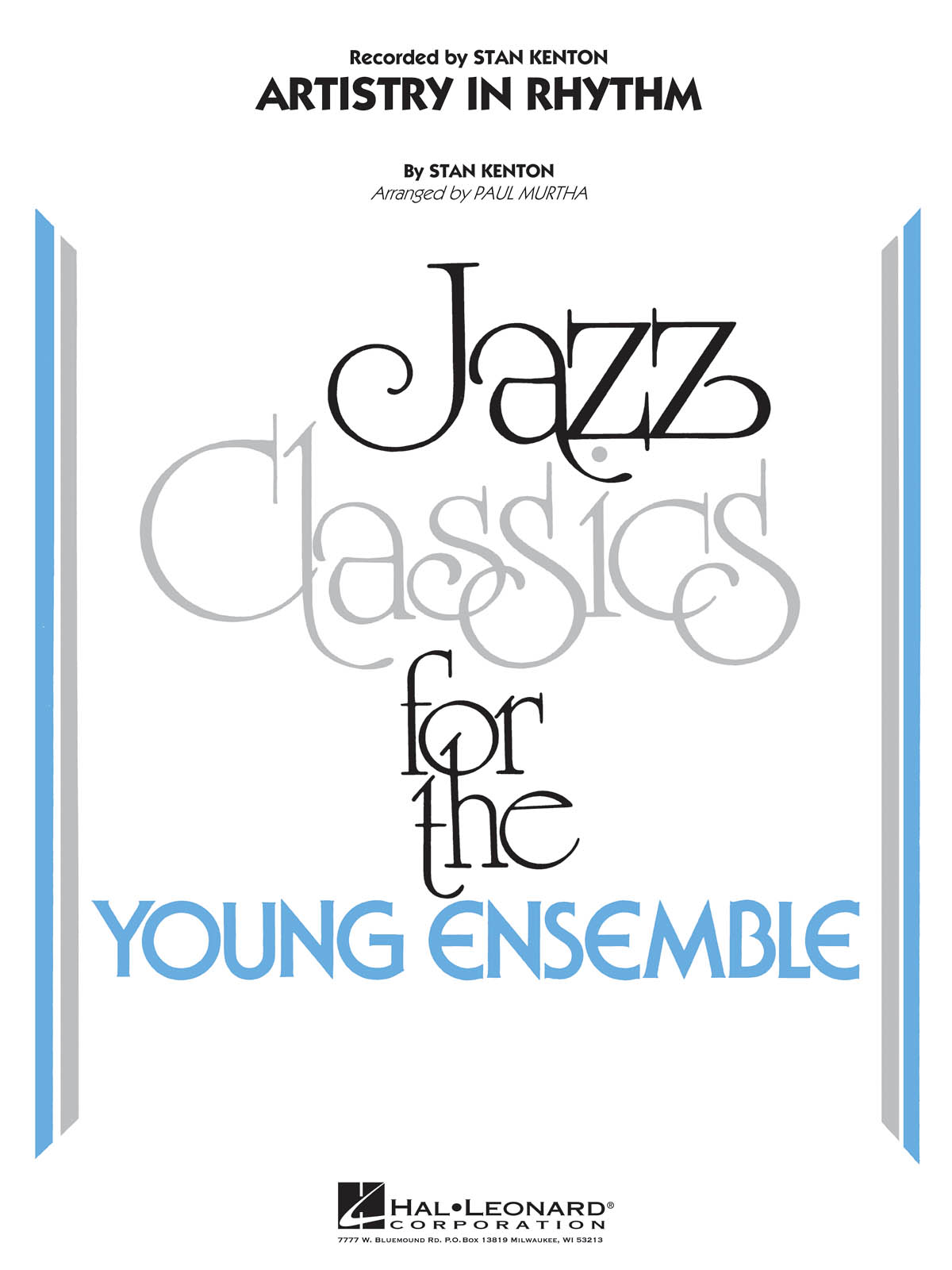 Artistry in Rhythm: Jazz Classics for the Young Ensemble