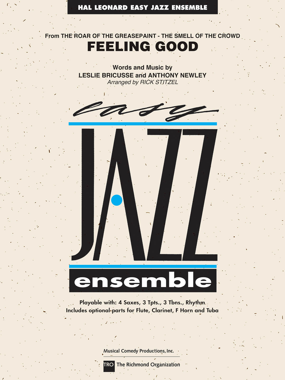 Feeling Good: Easy Jazz Ensemble