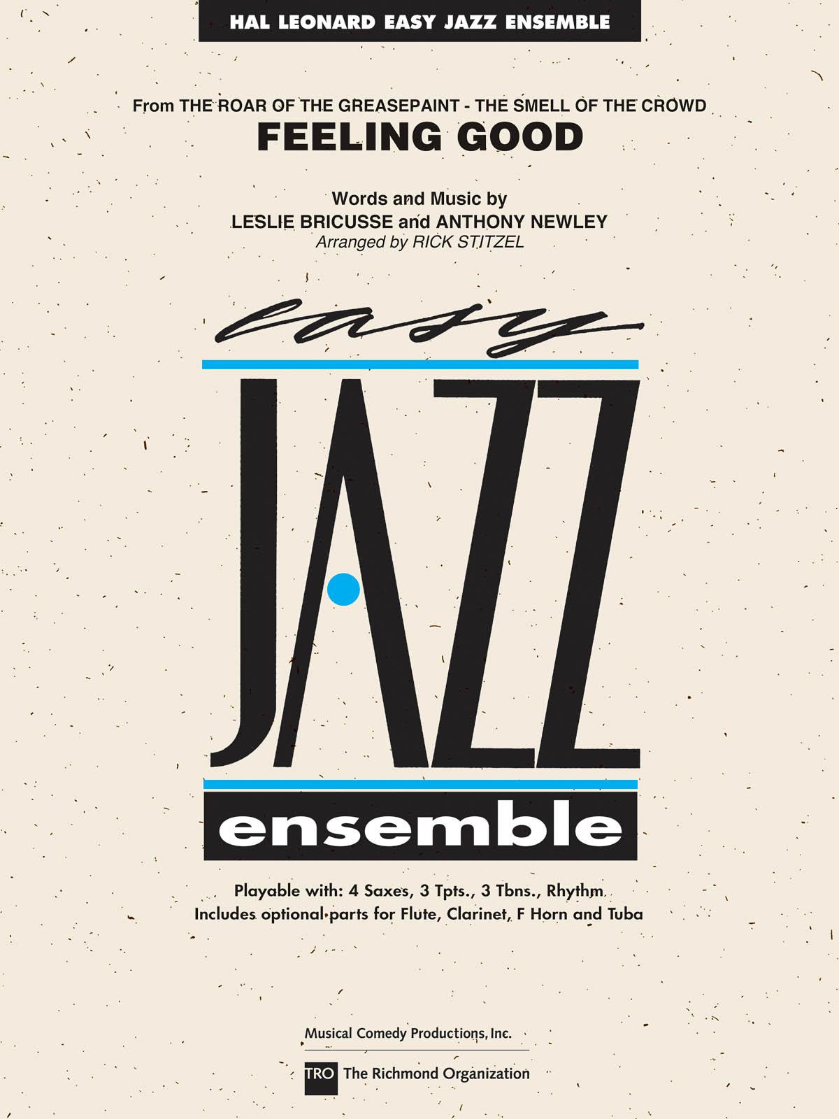 Feeling Good: Easy Jazz Ensemble