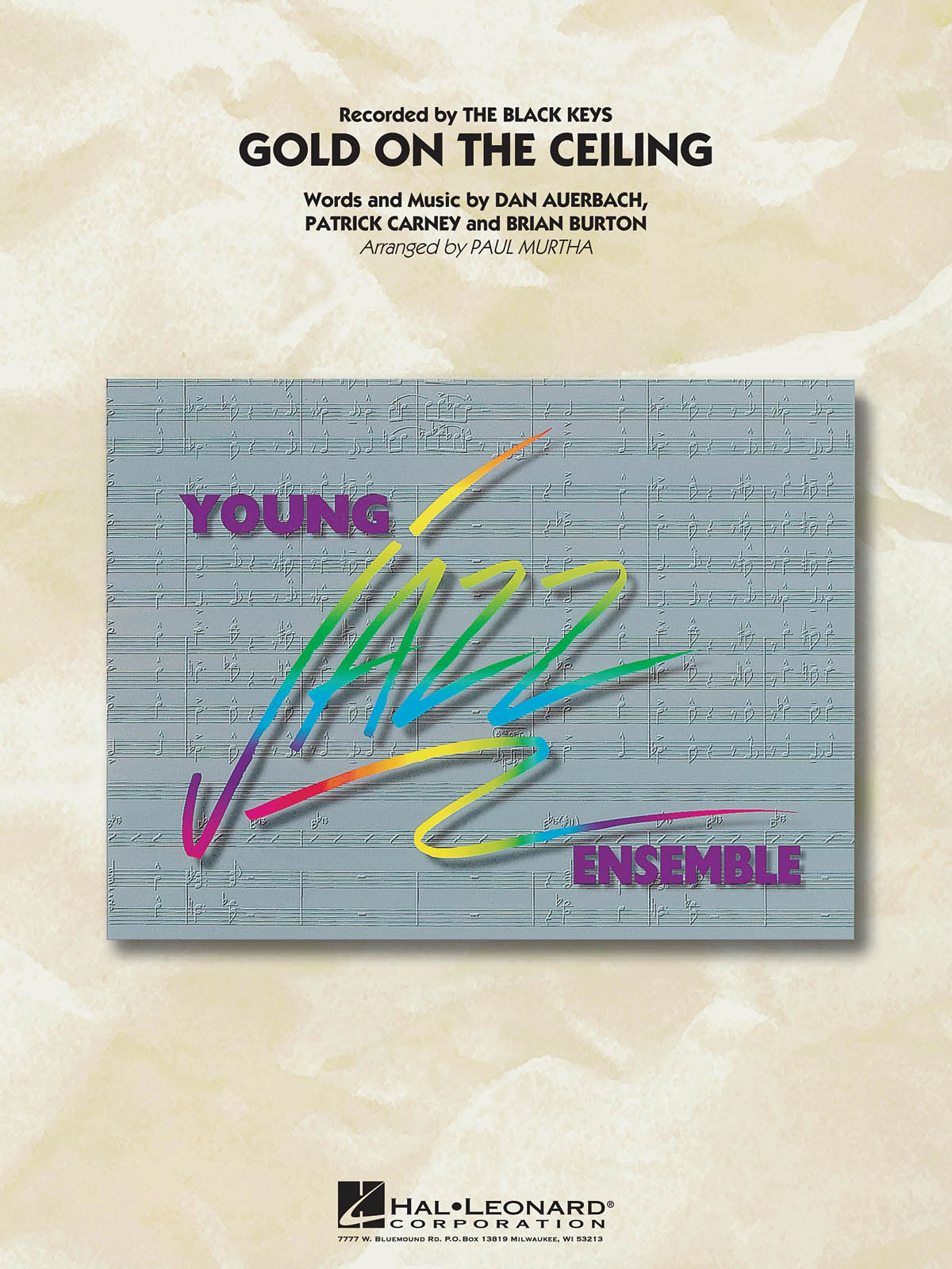 Gold on the Ceiling: Young Jazz Ensemble