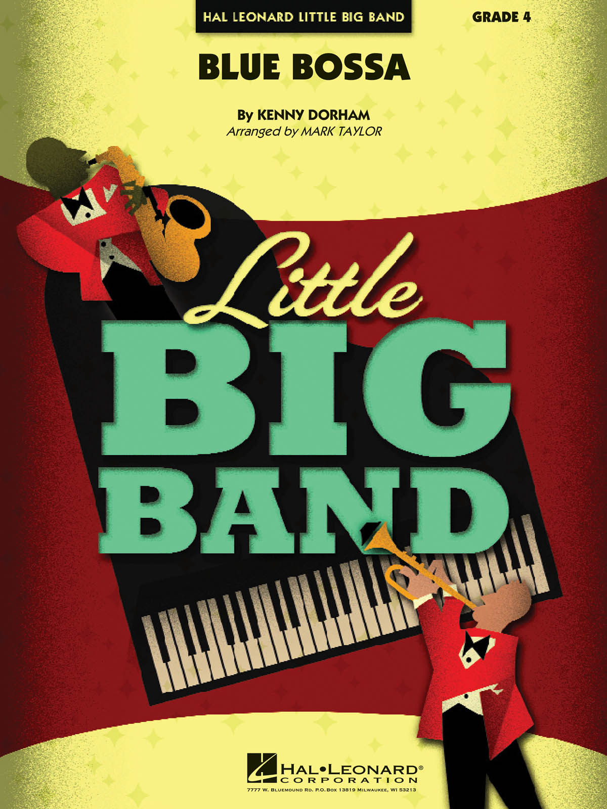 Blue Bossa: Little Big Band
