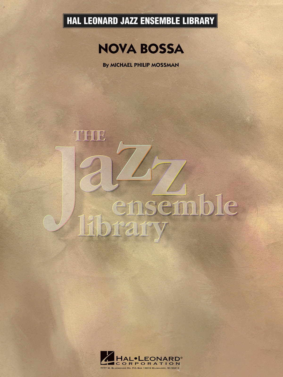 Nova Bossa: The Jazz Ensemble Library