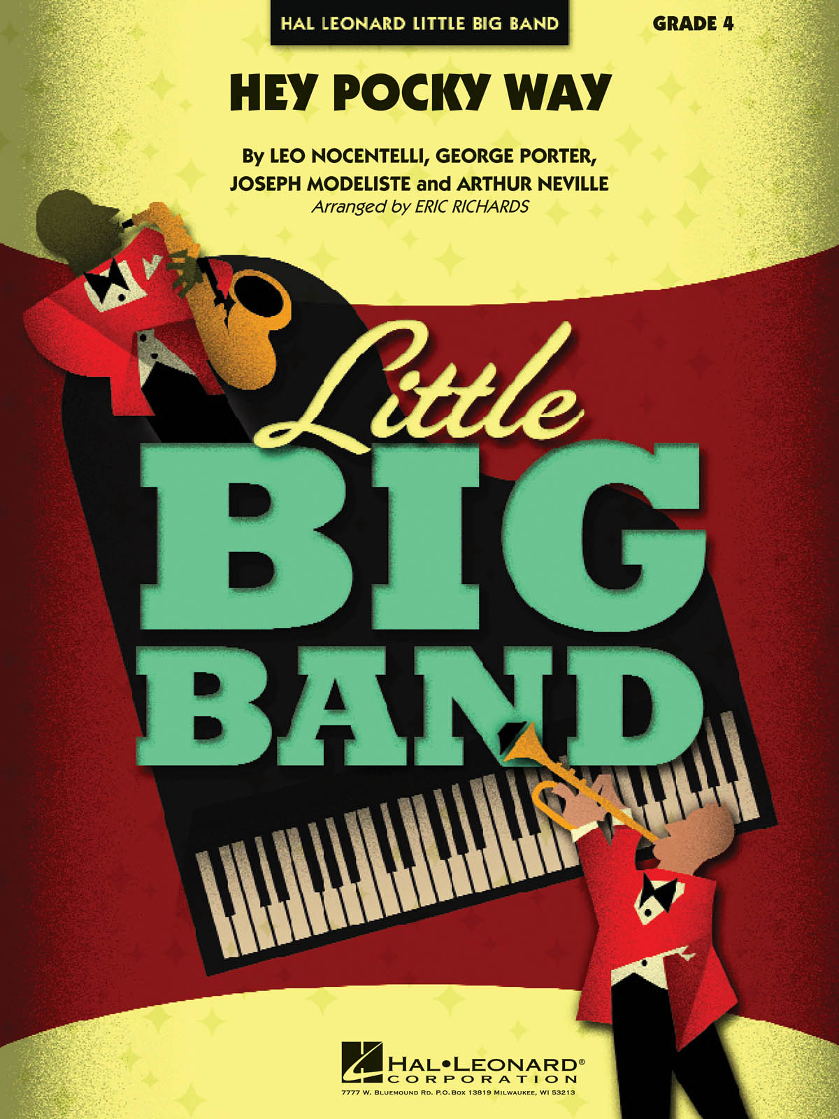 Hey Pocky Way: Little Big Band