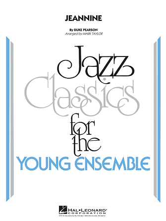 Jeannine: Jazz Classics for the Young Ensemble