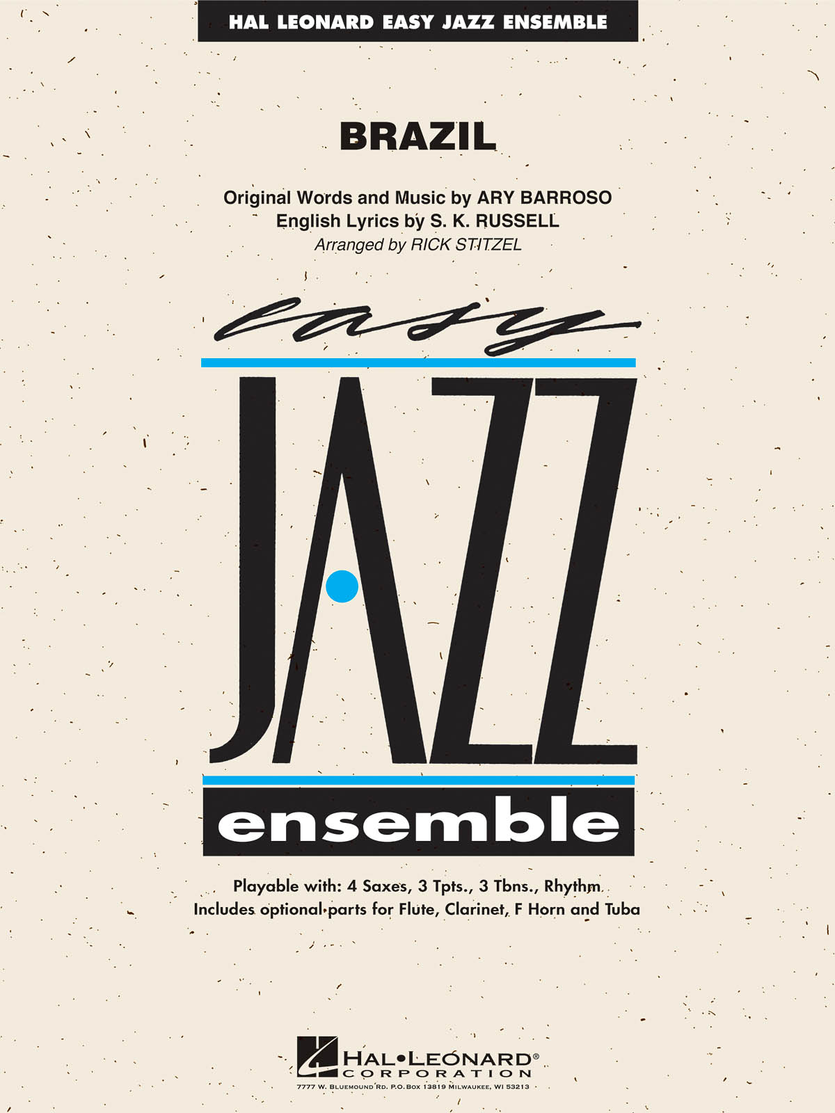 Brazil: Easy Jazz Ensemble