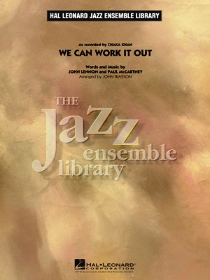 We Can Work It Out: The Jazz Ensemble Library