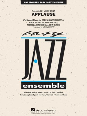 Applause: Easy Jazz Ensemble