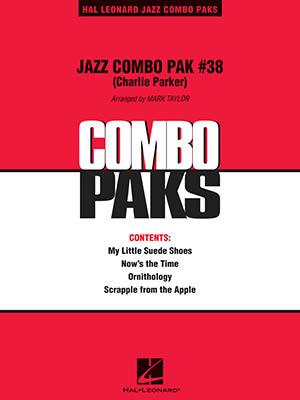 Jazz Combo Pak #38 (Charlie Parker)
