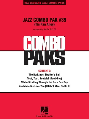 Jazz Combo Pak #39 (Tin Pan Alley)