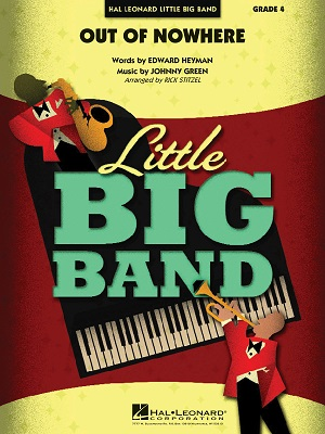 Out Of Nowhere: Little Big Band