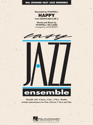 Happy: Easy Jazz Ensemble