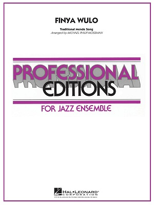 Finya Wulo: Professional Editions for Jazz Ensemble