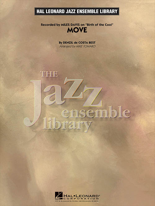 Move: The Jazz Ensemble Library