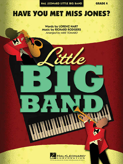 Have You Met Miss Jones?: Little Big Band
