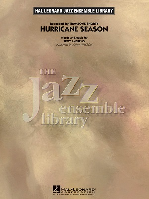 Hurricane Season: The Jazz Ensemble Library